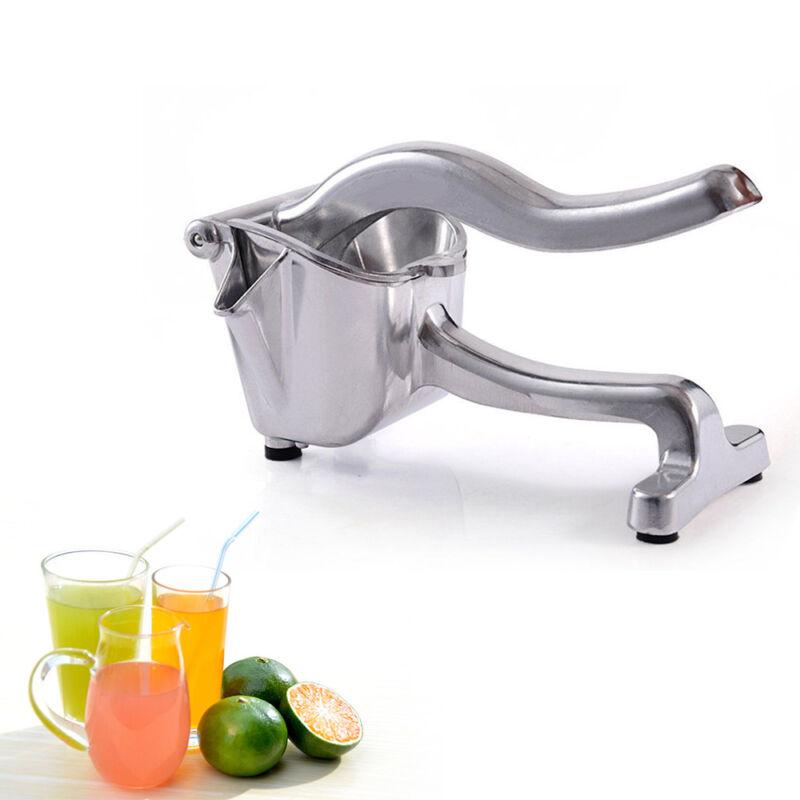 Heavy Duty Manual Orange Lemon Lime Citrus Squeezer Fruit Juicer Hand Press Tool