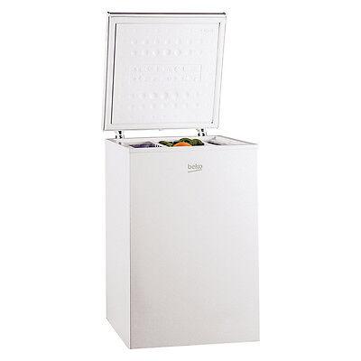 Congelatore freezer Beko HS210520 107 L pozzetto verticale orizzontale A+ pozzo