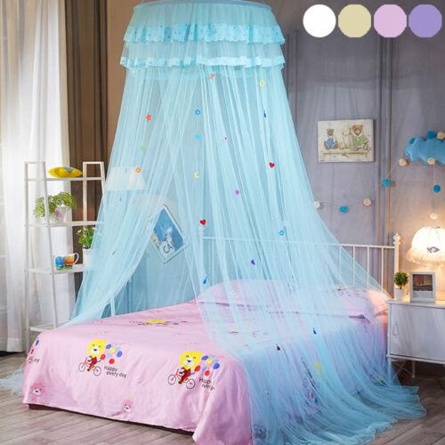 Moskitonetze Fliegengittern Baldachin Betthimmel Fliegennetz Kinder Kinderzimmer