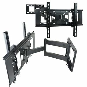 Full Motion TV Wall Mount 32 39 40 42 50 55 for Samsung Vizio LG Sony