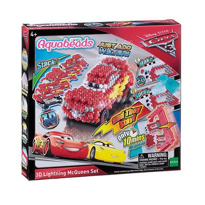 Aquabeads Cars 3 - Lightning McQueen 3D ()