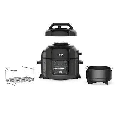 Ninja OP401BRN Foodi Deluxe XL Capacity Multi Function 9-in-