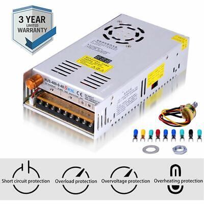 Adjustable Dc Power Voltage Converter Ac 110v-220v To Dc 0-48v Module Switchi...