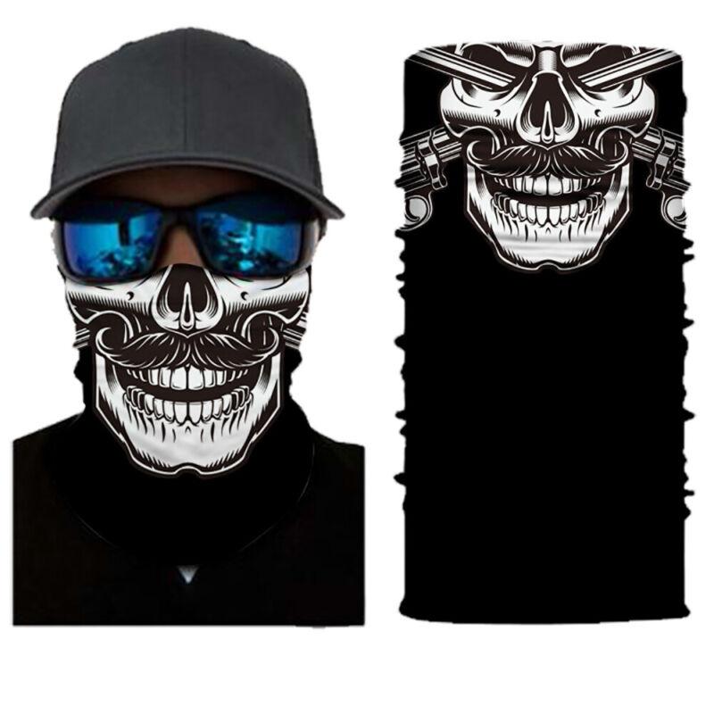 Cagoule cyclisme cou tube Écharpe motard visage housse ski bandana extérieur