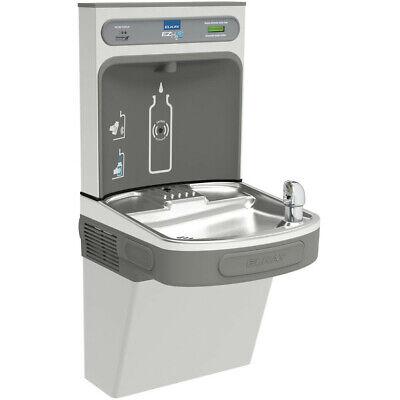 Elkay LZS8WSVRSK EZH2O Bottle Filling Station w/ Single ADA Cooler New Ada Wall Mounted Sink