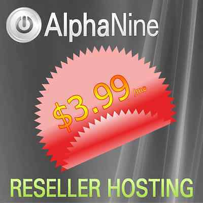 Unlimited Reseller Hosting Cpanel Whm Softaculous With Sitebuilder - Monthly