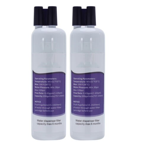 2 Pack Kenmore 9081 Replacement Refrigerator Water Filter 46-9081 46-9930