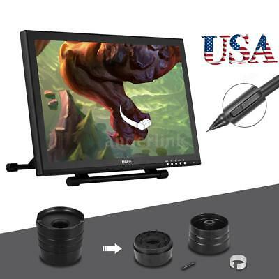 "UGEE 1910B 19"" Graphic Drawing Tablet LCD Monitor 5080LPI WI"
