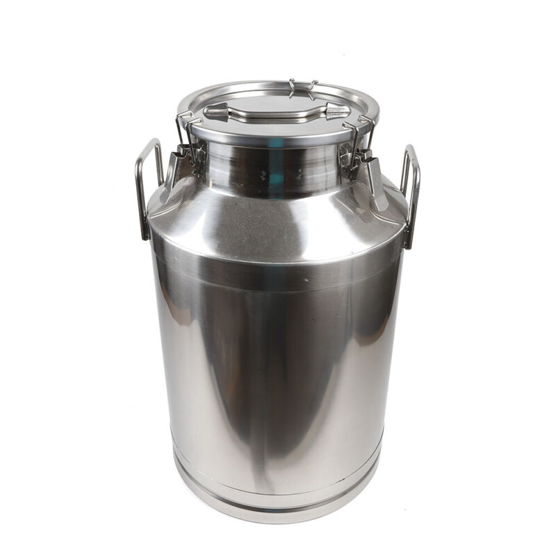 60L Stainless Steel Milk Can Transport Can /Bucket /Milk Pail /Bucket 2 Years