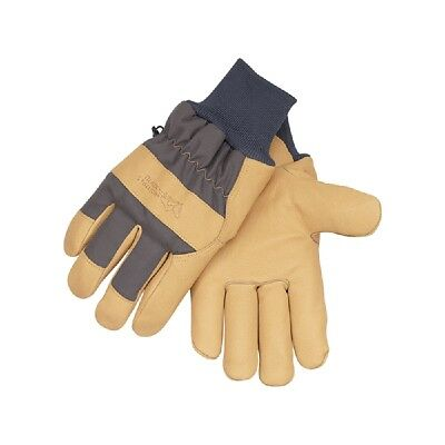 Revco 6lpkxl Pigskin Leather Insulated Gloves Size Xl