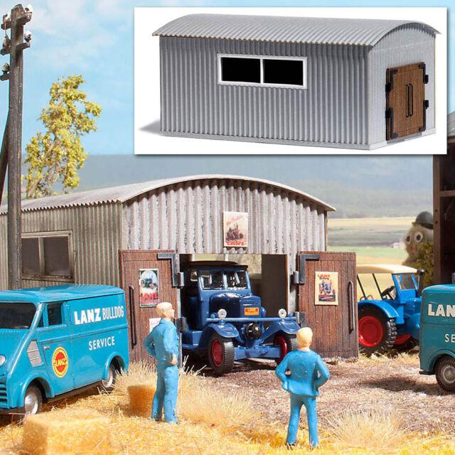 Busch 1064 Werkstatt, H0 Modellwelten Bausatz 1:87