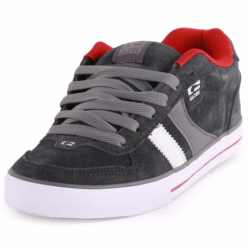 Skate shoes uk - Globe Encore 2 Skate Shoes Grey Uk 9