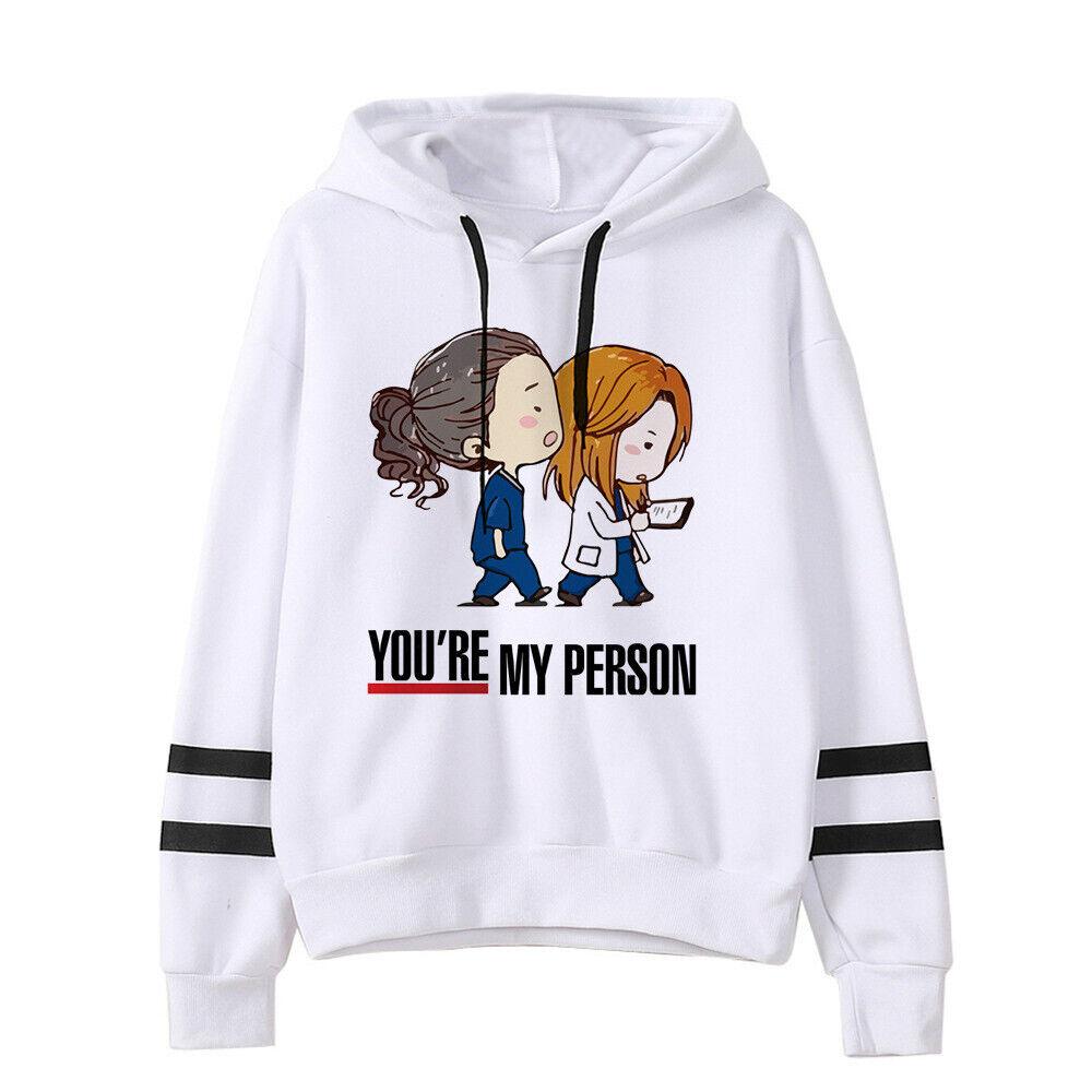 You are my person Hoodie Greys anatomy Hoodie Sweattershirt