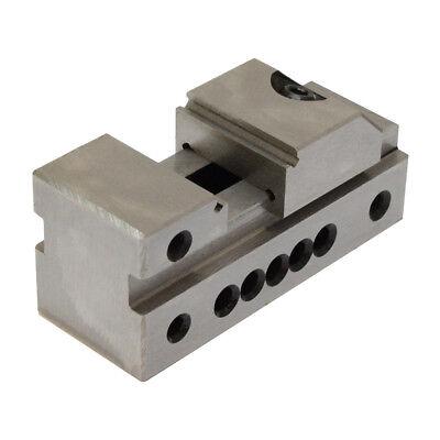 1 Precision Toolmaker Vise Grinding Screwless Mini Insert Steel .0002