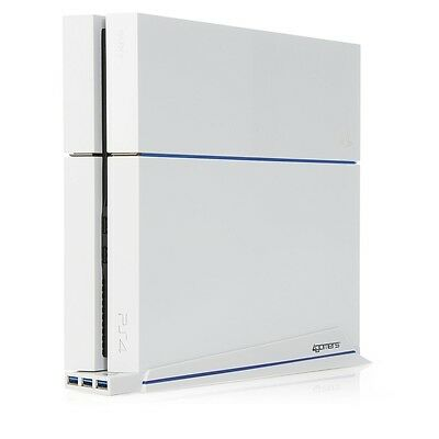 PS4 Officially Licensed Vertical Stand & USB Hub White - Brand New!