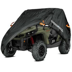 300D Storage Utility Vehicle Cover 4x4 For Can-Am Commander 800 R 1000 Electric