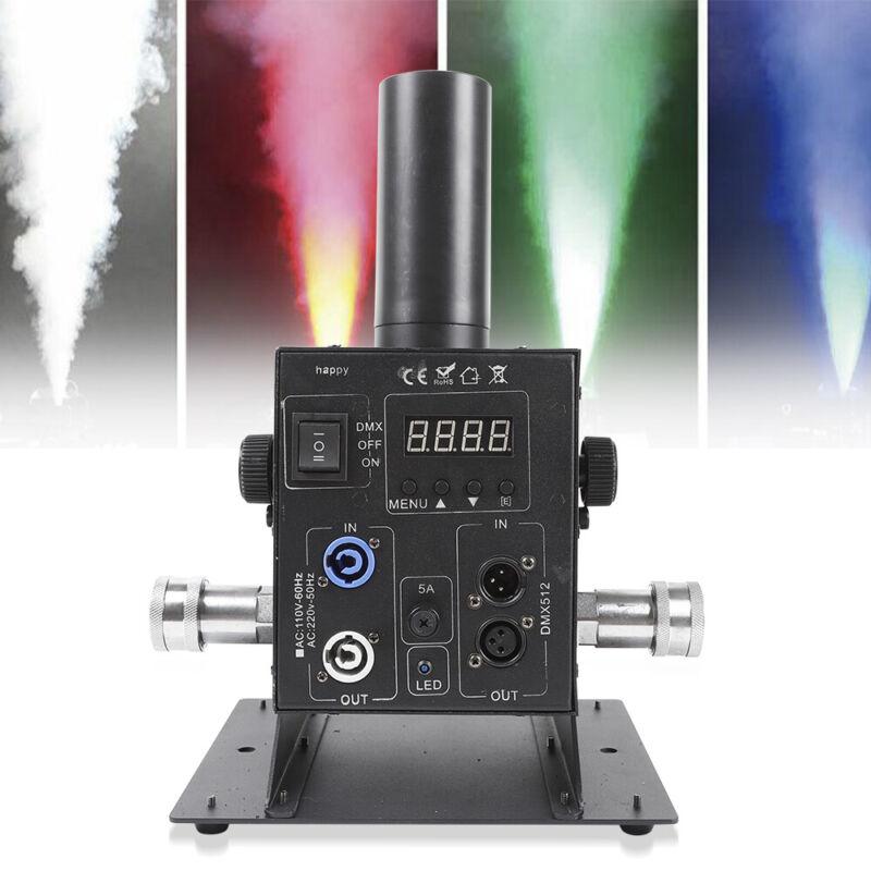 70W RGB CO2 jet machine DMX control Stage 12x3W LED for disco dj stage party NEW