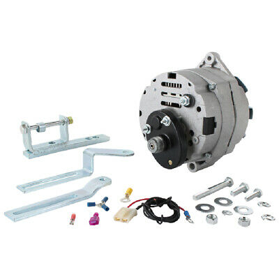 Generator Alternator Kit Fits Ford Tractor 2000 3000 4000 5000 7000 C7nn-10000-d