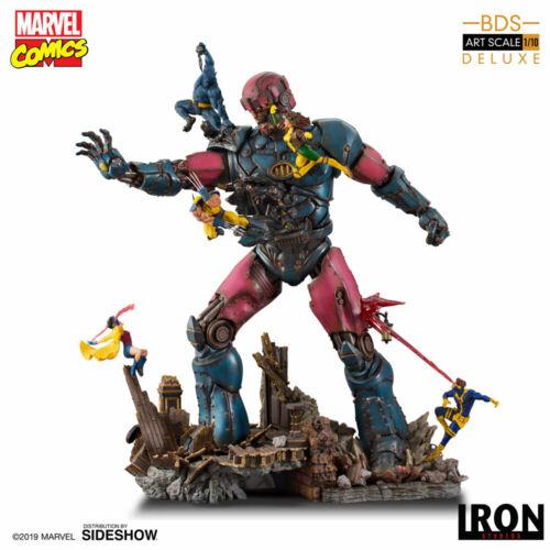 Iron Studios Marvel X-Men vs Sentinel #1 Deluxe 1/10 Scale Diorama Statue