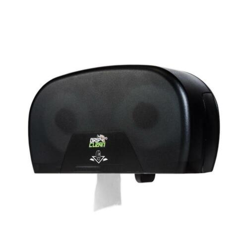 Dual Roll Toilet Paper Dispenser - Grip Clean
