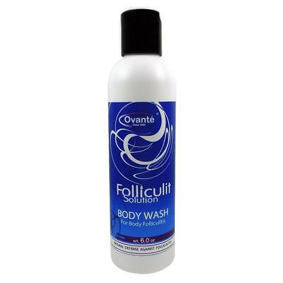 Folliculitis Medicated Body Wash For Treatment of acne folliculitis ingrown hair for sale  Shipping to India