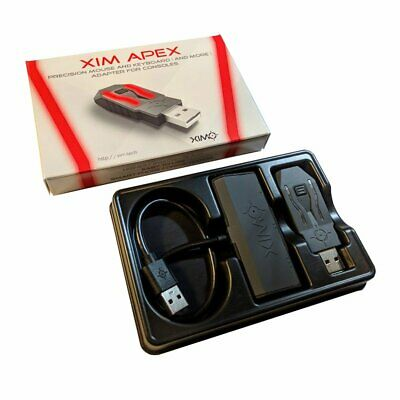 XIM APEX Keyboard & Mouse converter Adapter for Xbox One X Xbox 360 PS3 PS4 Pro