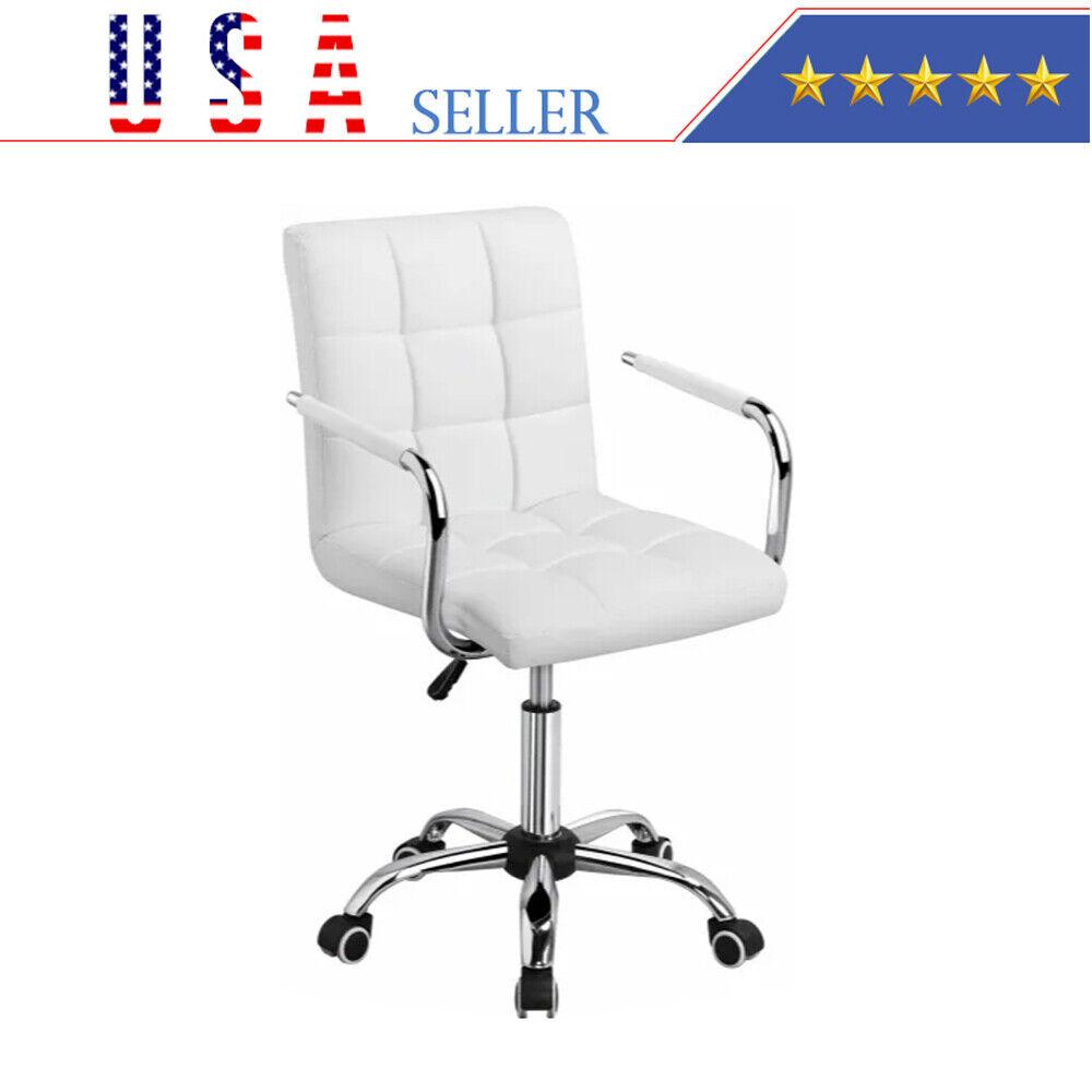 Office Task Adjustable Chair Ergonomic Modern Computer Desk