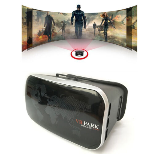 3D VR Glasses Virtual Reality Headset for Apple iPhone X 8 Plus/8/7/6/Samsung/LG