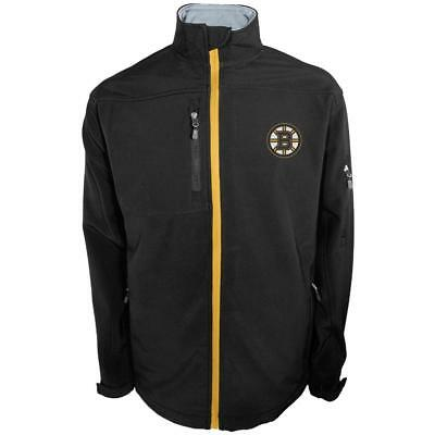 NHL Men's Soft Shell Jacket - Boston Bruins (Boston Bruin)