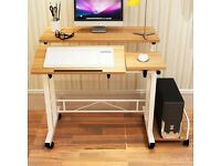 Sit Stand Desk. Sitting Standing desk. Office Furniture for Laptop or Computer - Good Condition