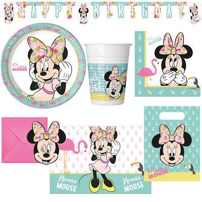 l Kindergeburtstag Minnie Maus Party mint Geburtstag NEU (Minnie Maus Party)