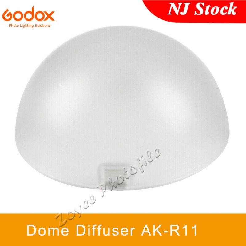 US Godox AK-R11 Dome Diffuser Flash diffusion ball Fr AD200 AD200pro V1 AD100pro