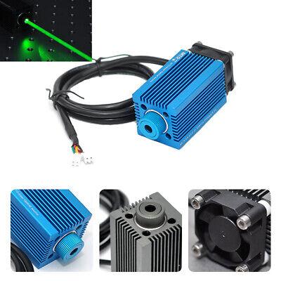 520nm 1w 12v Dot Laser Green Violet Adjustable Focus Diy 3d Ddicated Engraving