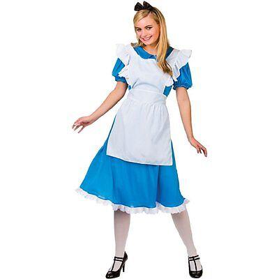 ALICE IM MÄRCHENLAND ALICE STORYBOOK LADIES Kostüm NICHT LIZENZIERT - Storybook Alice Kostüm