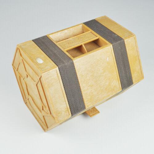 ROLYKIT Box - Toolbox - Plastic - Storage - Vintage Tool Box