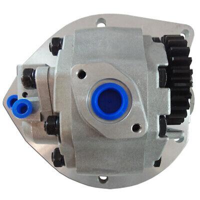 D2nn600b Tractor Hydraulic Pump Ford New Holland 5100 5200 7000 W Dual Power