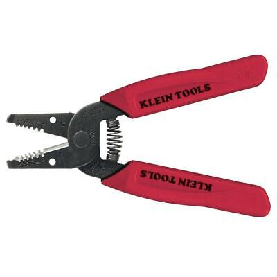 Klein Tools Wire Stripper Cutter 6 14 16-26 Awg Stranded Wires Cutting Tool