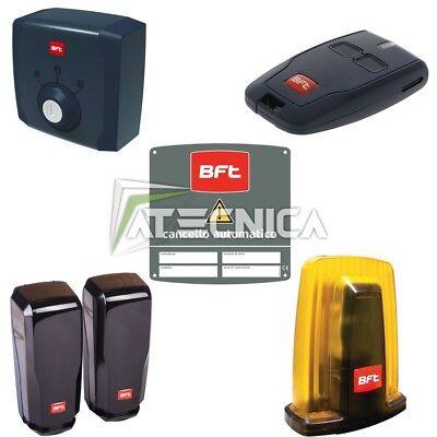 Kit Almacenaje Reemplazo Accesorios Puertas bft Desme Mitto Radius 230R1 Qbo