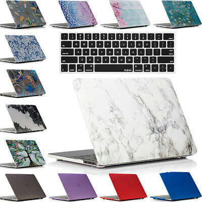 For MacBook Pro 13 inch Case & keyboard Cover 2019 2018 2017 Touch Bar A1989
