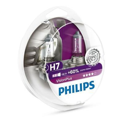 Philips VisionPlus +60% H7 Glühlampe, 2 Stück online kaufen