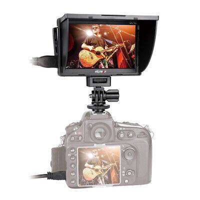 "Viltrox DC-50 HD Clip-on 5"" LCD Monitor Wide View for Canon Nikon Sony DSLR Cam"