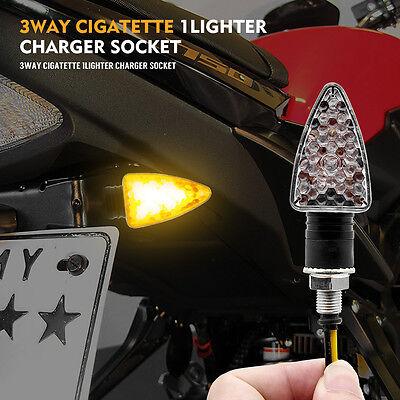 4x 15 LED Universal Motorrad Mini Blinker Licht Quad Roller Lampe E-Prüfzeichen online kaufen