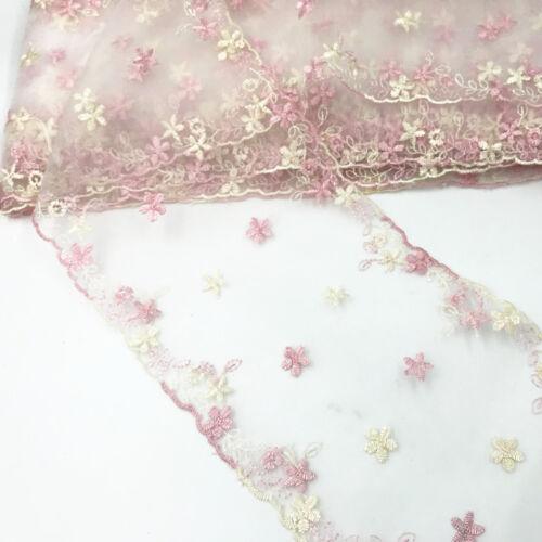 Hochzeitskleid Dekoration Net Garn StickereiSpitze DIY Haarschmuck Nähen Zubehör
