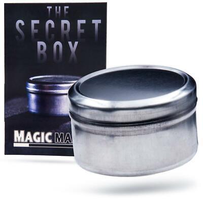 Secret Box - Easy Magic Trick