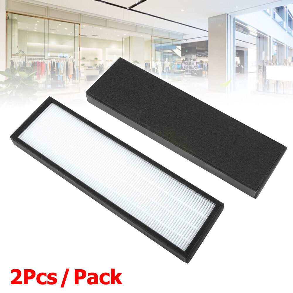 2Pcs HEPA Filters B for GERM GERMGUARDIAN FLT4825 AC4800 4800 Series Air Filters