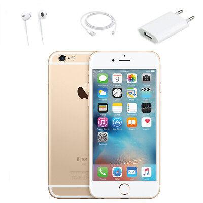 Smartphone Apple iPhone 6s 64 Go Or Usine DÉBLOQUÉ Téléphones Mobiles Qualité A+