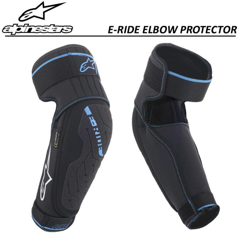 1651021 Alpinestars E-RIDE ELBOW PROTECTOR Mountain Biking Cycling Guards Pads