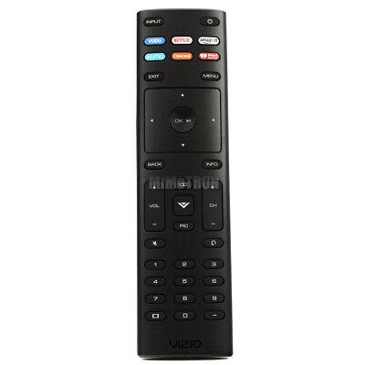 Genuine Vizio XRT136 4K UHD Smart TV Remote Control with App Shortcuts