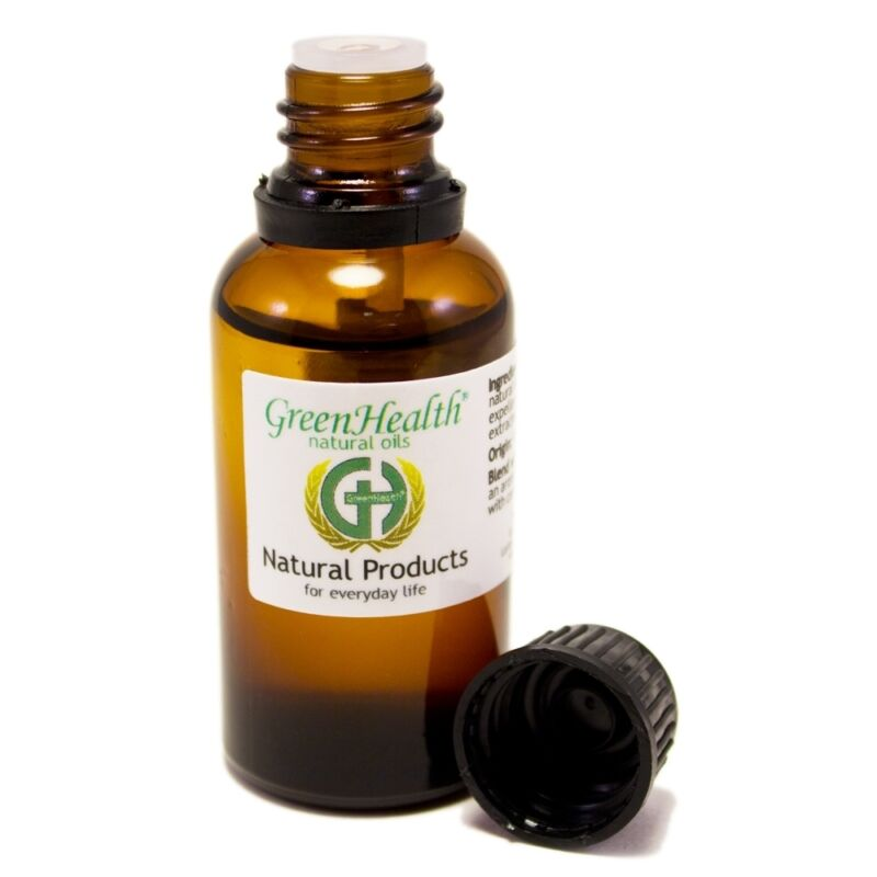 1 fl oz Peppermint Essential Oil 100% Pure - GreenHealth