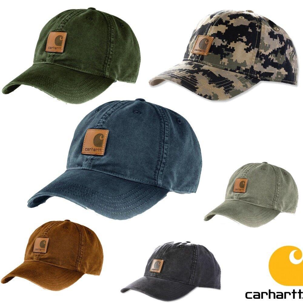 4f780c26 купить Carhartt Men's J97 Sandstone, с доставкой Carhartt Cap Odessa Mtze  Basecap Baseball work wear